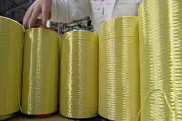 Aramid made by Teijin Aramid