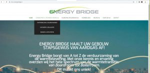 homepage Energy Bridge